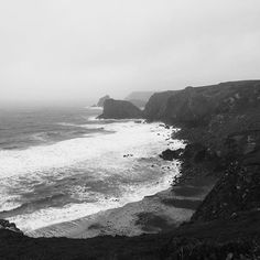 #missingfalmouthuni and the misty coastal walks with the expedition society #falmouth #cornwall #vscocam