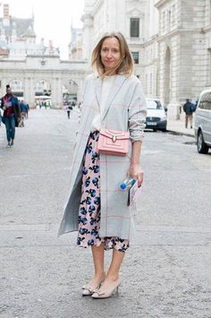 90 Street Style Outfits You Have to See From London Fashion Week Trend Fashion, Look Fashion, Autumn Fashion, Fashion Outfits, Outfits 2016, Fashion Moda, Milan Fashion, London Fashion Weeks, Stylish Winter Outfits