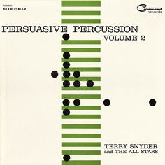 Project Thirty-Three: Persuasive Percussion Vol. 2 (Command, 1959)
