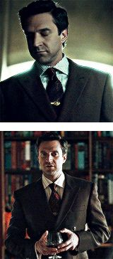 Raul Esparza in Hannibal Season 2