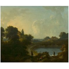 View at Hampstead, 1806  Richard Corbould