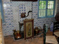 Keuken Openluchtmuseum Arnhem