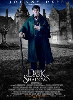 #JohnnyDepp Karanlık Gölgeler – Dark Shadows izle