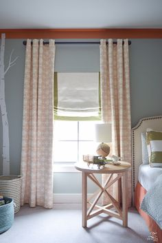 Perfectly appointed curtains - How to know when to use what style curtain in what space and more!