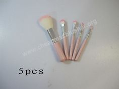 bc57a7e84 Wholesale Mac Makeup Hello Kitty Brush Set 5PCS Online Cheap Mac Makeup, Mac  Makeup Brushes