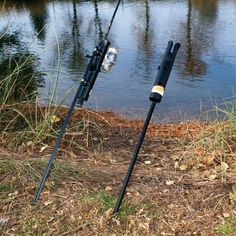 1000 images about fishing tools organizers on pinterest for Homemade fishing rod holders for bank fishing