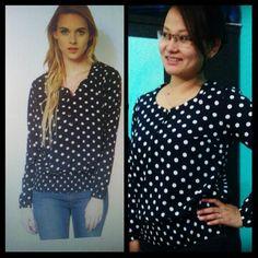 "sharon lama on Twitter: ""@myntra loved al D prod. u kip. i had ordered Tokyo talkies shirt & Harpa women Navy Printed top. luved it XOXO http://t.co/s8mxjRaMEs"""