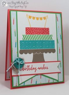Stampin' Up! Build a Birthday Sneak Peek