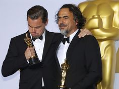 Leonardo DiCaprio won his first ever Academy Award for Best Actor for his role in 'The Revenant,' directed by Alejandro González Iñárritu who also won awards for Best Director and Best Original Screenplay.