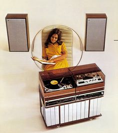 Super style 60's stereo