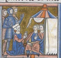 Ärmelloser Surcot, Zelt 12th Century, Illuminated Manuscript, Princess Zelda, History, Creative, Persephone, Stalls, Inspiration, Camps