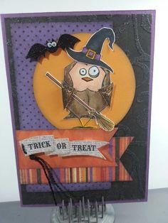 Bird Crazy Halloween