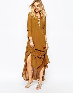Image 4 - Glamorous - Maxi robe avec laçage