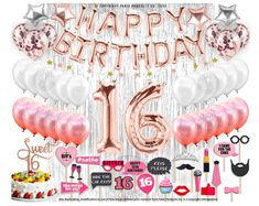 Happy 16th Birthday Banner Happy 15th Birthday banner Legal to Drive Glitter Gold Banner Gold