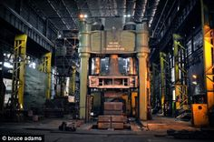 It's that rare beast - a great British firm that still actually makes things. So why has Nick Clegg let the plug be pulled on a deal that could have made it a world-beater? Sources Of Iron, Sheffield Steel, World Industries, Happy City, Steel Columns, Old Factory, Tonne, Great British, Derbyshire