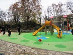 Elastiparc Park, Public Spaces, Parks
