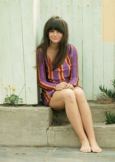 Hi, can we talk about Linda Ronstadt's hair and nothing else from now on?