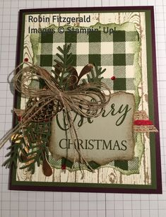 Simply click the link to find out more Homemade Christmas Card Ideas Stampin Up Christmas 2018, Christmas Cards 2018, Christmas Greeting Cards, Christmas Greetings, Christmas Traditions, Christmas 2019, Holiday Cards, Christmas Ideas, Christmas Paper Crafts