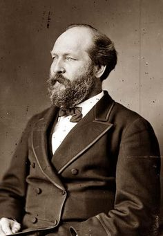 President James A. Republican Presidents, Past Presidents, Greatest Presidents, American Presidents, Us History, History Facts, American History, Family History, 20th President