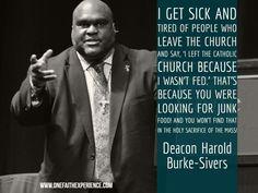 Deacon Harold Burke-Sivers