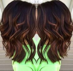 Image result for brunette shoulder length hair 2017