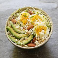 Search Results Quinoa Breakfast Bowl