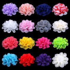 http://babyclothes.fashiongarments.biz/  20pcs/Lot 11CM 15Colors Multi-Layers Chiffon Mesh Flowers For Kid Girls Hair Bow without Clip Dress Flowers Decoration, http://babyclothes.fashiongarments.biz/products/20pcslot-11cm-15colors-multi-layers-chiffon-mesh-flowers-for-kid-girls-hair-bow-without-clip-dress-flowers-decoration/,  20pcs/Lot 11CM 15Colors Multi-Layers Chiffon Mesh Flowers For Kid Girls Hair Bow without Clip Dress Flowers Decoration Item No.: XFH01-01-0004 Size: Dia. approx. 11cm…