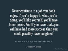 10 Inspirational Quotes You Can Share Right Now - Johnny Carson