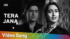 Tera Jana Dil | Raj Kapoor | Nutan | Anari | Lata Mangeshkar | Evergreen Hindi Songs - YouTube Love Songs Hindi, Song Hindi, Cute Love Songs, Best Songs, Nazir Hussain, Lata Mangeshkar, Old Song, Song Lyrics, Evergreen