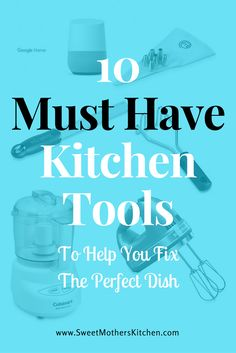 """Hi! I'm Char and I love to cook! I'm a culinary school grad and I cook for a living so I've tried this """"10 must have kitchen tools"""" list in my home kitchen and in my commercial kitchen. Check it out along with my work smarter not harder alternate tool uses!"""