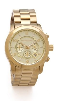 Michael Kors Oversized Watch | SHOPBOP