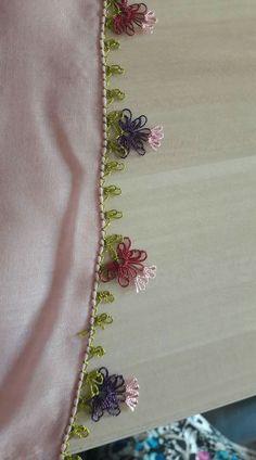 Hulyasya kaptı Crochet Borders, Needle Lace, Tatting, Diy And Crafts, Embroidery, Craft, Silk, Miniatures, Needlepoint