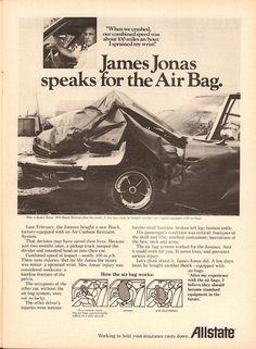 1974 Allstate Insurance Advertisement Motor Trend November 1974 | by SenseiAlan