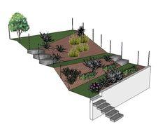 How terracing a sloping garden