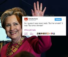 Can We Finally Admit It Was Always About Sexism, Never Emails? | The Huffington Post