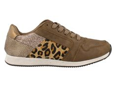 Sprox Sneaker Laag - Taupe