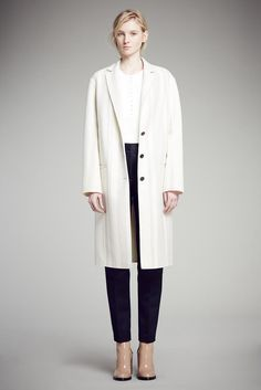 Simplistic look from 3.1 Phillip Lim PF15 collection