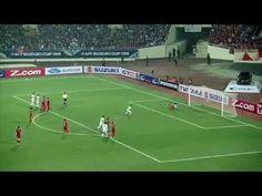 AFF Suzuki Cup GP Vietnam vs  Indonesia goal 4