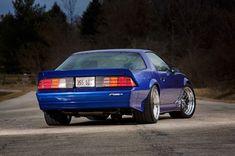 1989 Chevy Camaro Rear