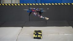 Inspired by a bird known as the swiftlet, scientists have created a robotic quadcopter that can extrude polyurethane foam while in flight. By targeting where that foam goes, it can build up simple structures, essentially becoming a flying printer. Drone Technology, Science And Technology, Cool Robots, Polyurethane Foam, The Office, 3d Printer, How To Become, Printing, Robotics