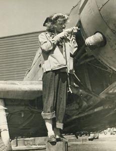 Rosie the Riveter: Women Working During World War II