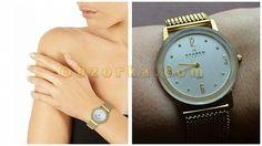 Часы Skagen - идеальный аксессуар для женской ручки