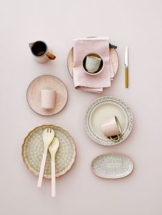 Feminine kitchen products <3 Design by Bloomingville