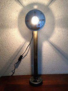 LAMPE PHARE VINTAGE- style industriel