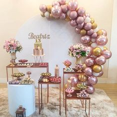 Ideas Holiday Decorations Easter Baby Shower For 2019 Balloon Decorations, Birthday Party Decorations, Baby Shower Decorations, Birthday Parties, Holiday Decorations, Shower Party, Baby Shower Parties, Decoration Buffet, Deco Ballon