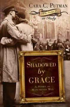 Shadowed by Grace is on my bookshelf -- savingsinseconds.com  Win a copy!