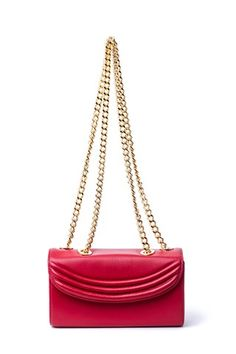 Gorgeous mini size Sorella in classic lipstick red is the perfect bag to go from day to night and can be worn as double strap, single strap or cross Red Purses, Red Lipsticks, Cross Body, Women Accessories, Crossbody Bag, Shoulder Bag, Jewels, Handbags, Mini