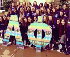 Large KD on a canvas or letter C on a canvas with this pattern Tribal Letters, Alpha Phi Letters, Alpha Phi Sorority, Sorority Little, Sorority Letters, Gamma Phi Beta, Alpha Sigma Alpha, Alpha Chi Omega, Delta Zeta