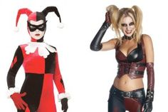 The Comics Alliance Halloween Costume Countdown: Harley Quinn