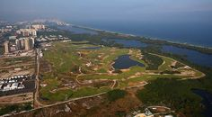 The Olympic Men's Golf Competition starts next Thursday in Rio. (Michael Heiman/Getty Images)